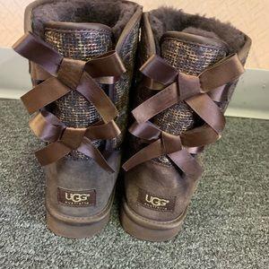 Beautiful cheetah UGG boots